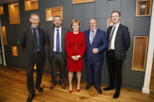 Scotland House is a platform for excellence