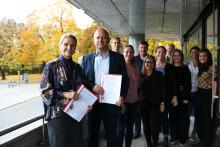 Startskudd for Norges største EPC-prosjekt på boliger