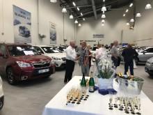 Invigning Subaru Center i Göteborg