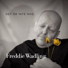 Freddie Wadling tillbaka med nytt album och tre konserter