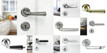 Beslag Design lanserar nytt dörrtryckessortiment - från Hampton till Monza