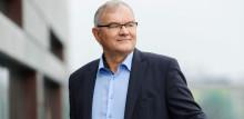 Bestyrelsesformand Åke Hantoft går på pension til juli