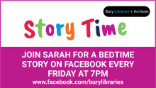You can't beat a Facebook at bedtime!