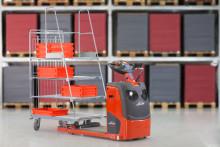 Linde Material Handling lanserar ePicker – ny truck anpassad till e-handel