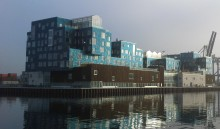 Bygningsintegrerte solceller inspirerte i København