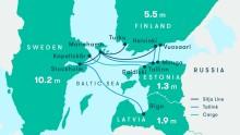 Tallink Grupp registrerar fraktfilial i Polen