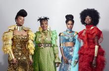 Feministiska kollektivet Les Amazones d'Afrique till Stora Teatern