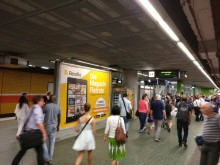 """""""Unbegrenzt lesen"""" - Magazin-Flatrate Readly startet erste Out-of-Home Kampagne in Hamburg"""