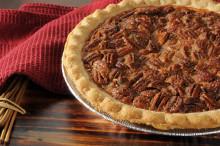 Vinnerens pecan pie på menyen til marcus samuelsson!