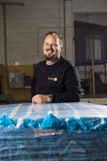 """Reportage: Hem1 bytte till EcoBatt:""""Stora fördelar för arbetsmiljön"""""""