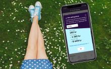 Nå får Norsk Tippings kunder forbruksoversikt ved pålogging