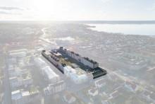 Hökerum Fastigheter köper stort i Jönköping