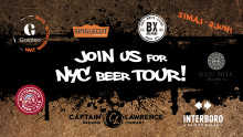 CRAFTED EXPORTS and GALATEA partner for New York Craft Beer Showcase in Sweden