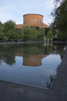 Stockholms stadsbibliotek förnyas