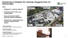 Presentation pressinfo söder om Liseberg