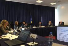Samarbete mellan EU-kandidaten Kosovo och svenska myndigheter om vattenmiljö