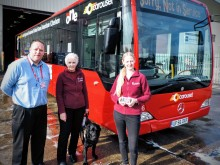 CAROUSEL BUSES PARTNERS WITH HEARING DOGS FOR THE DEAF TO SUPPORT VOLUNTEER TRAINING PROGRAMME