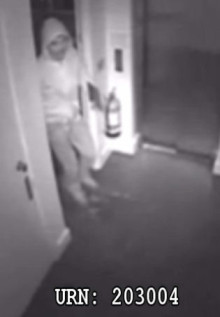 Identity sought following a burglary at a business address in Shorditch