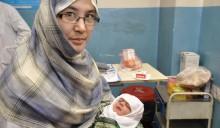 Afghanistans bästa barnmorska