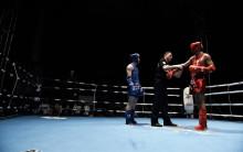 Invigning av VM i thaiboxning i Jönköping 18/5