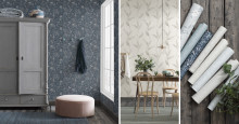 New collection from Boråstapeter celebrates the beauty of simplicity