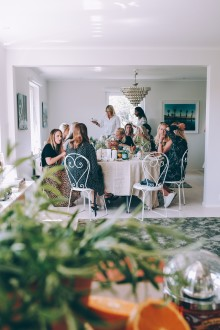 Smeg Nordic och Cosentino hemma hos Andrea Brodin