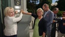 Forskningsministern firade KB:s nya Världsminne