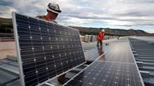 Kommunen ordnar informationskvällar om solceller och laddstolpar