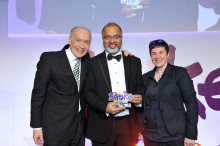 Consultant wins national award for transforming stroke care in Essex