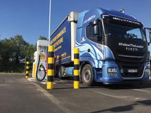 BioLNG Euronet vil fremme udfasningen af fossile brændstoffer inden for vejtransporten i Europa med LNG