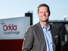Patrik Andersson lämnar Orkla Foods Sverige