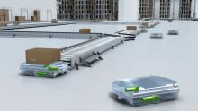 Intelligenta drivlösningar för förarlösa AGV-fordon