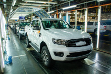 Rekordokat dönt az európai értékesítés, ezért a Ford felpörgeti a Ranger gyártását