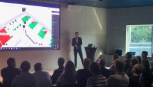 "Flowscape's CEO at ÅF morning session: ""This is what the future five-star workplace could look like"""