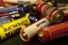Swerea MEFOS tar täten för att återvinna mer av våra batterier