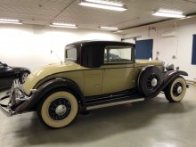 A piece of car history for sale at Klaravik auctions