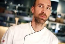 Johan Lilja är ny köksmästare på restaurang West Coast, Gothia Towers