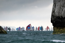 Raymarine - Round the Island Race in association with Cloudy Bay: Pre-Race Tips from Raymarine's Will Sayer