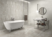 New Tiles for 2019 by Villeroy & Boch New wall and floor concept in modern stone look – BELLAGIO: Marble meets terrazzo
