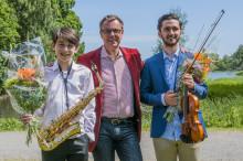 Solna stads musikstipendiater utsedda