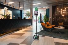 Uppsala turistinformation testar ny teknik för att möta besökare