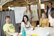 Studenter skapar hållbar livsstil för jämtarna
