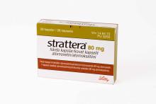 Läkemedelsverket godkänner Strattera för behandling av vuxna med ADHD