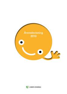Årsredovisning 2010