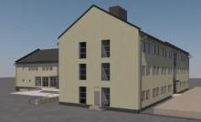 Mittuniversitetet får nya lokaler i Östersund