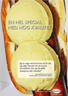En hel special med äkta potatismos