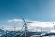 Nytt rekord för nordisk vindkraft