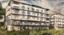 Vi bygger 42 bostadsrätter i Nya Hovås