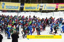 Ramirent stolt huvudsponsor till Stafettvasan