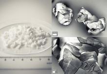 Nya supermaterialet Upsalite kan ge ratade läkemedel ny chans